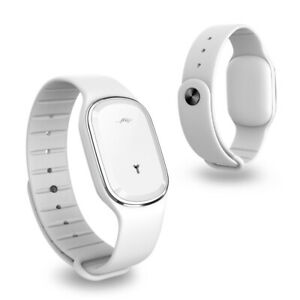 Electronic Ultrasonic Mosquito Repellent Watch USB Charging Outdoor Dispeller