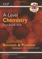 New A-Level Chemistry for 2018: AQA Year 1 & 2 Complete Revision & Practice wi,