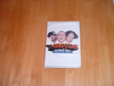 Basic Set of 72 The Three Stooges 1997 Trading cards + album + subset cards