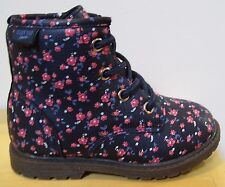 Toddler Girls OshKosh BGosh Nellie G Blue Floral Ankle...