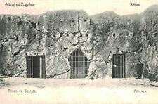 Athens,Greece,Prison of Socrates,Undivided Back,.c.1901-06