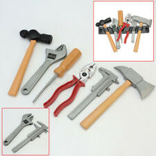 Repair Tools Kit Pretend Tough Workshop Kids Set Nails Hammer Wrench Kids Toys