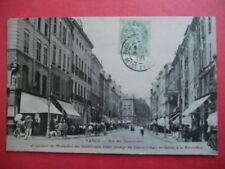 NANCY  :  La Rue des Dominicains........VO.1906.