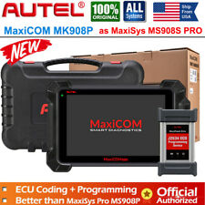 Autel MK908P MaxiSys MS908P Auto OE-level Diagnostic Tablet ECU Coding Program