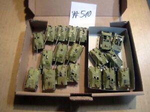 #510 1:72 fertig bemalte Bausätze WKII 19x  Panzer Hetzer versch. Ausführungen