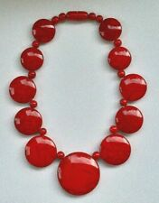 "RESIN NECKLACE ""MARION GODART PARIS"""