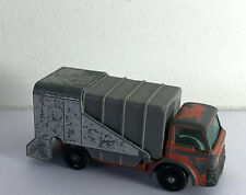 Vintage 1969 Matchbox Series No. 51 Made in England by Lesney 8 Wheel Tipper