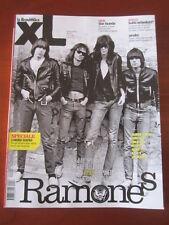 XL REPUBBLICA # 58 2010 RAMONES FABRI FIBRA LEONARDO DI CAPRIO LINKIN PARK