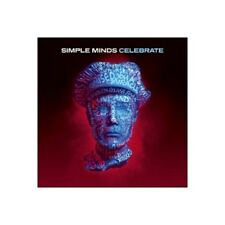 SIMPLE MINDS - CELEBRATE-THE GREATEST HITS  2 CD  POP BEST OF  NEUF