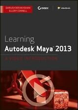 Learning Autodesk Maya 2013 : A Video Introduction by Ellery Connell, Dariush...