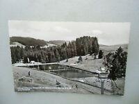 Ansichtskarte Schönach Schwarzwald Schwimmbad