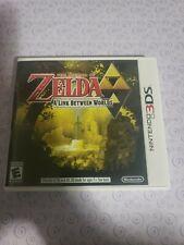 Nintendo zelda a link between worlds 3ds