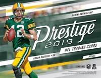 2019 prestige football Cox #120 Stephon Gilmore