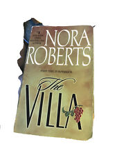 The Villa by Nora Roberts (2002, UK- A Format Paperback, Reprint)