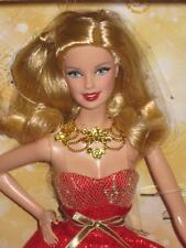 2014 HOLIDAY Barbie Collector Blonde #BDH13 NRFB