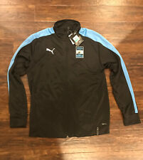 Puma Soccer Copa America Men's T7 Track Jacket Argentina Size LARGE (NEW)
