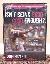 **New** Isn't Being Good Good Enough? Dvd by John Hilton Gordon Hinckley Mormon