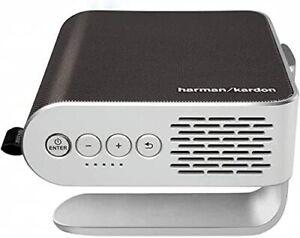 ViewSonic M1+ Portable Smart Wi-Fi Projector with Auto Keystone Dual Harman