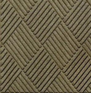 Waterhog Diamond Commercial Entrance Indoor/Outdoor Door Mat Entryway Mat