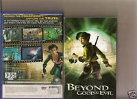 Beyond Good and Evil (Sony PlayStation 2, 2003) - European Version