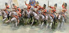 The Collectors Showcase British Napoleonic 8 Piece Scots Grey Set MIB