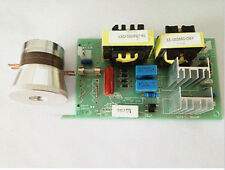 50W 40KHz Ultrasonic Cleaning Transducer Cleaner +Power Driver Board 110VAC