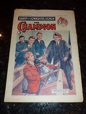 "THE CHAMPION ""Comic"" (1950) - Vol 57 - No 1477 - Date 20/03/1950  UK Paper Comic"