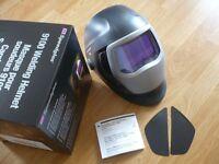 3M Speedglas 9100XX SW Auto-Darkening Welding Helmet, Hornell Speedglass
