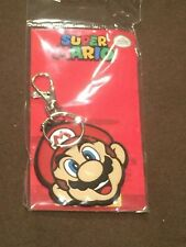 Super Mario Nintendo Official Key Chain NEW Mind in Package