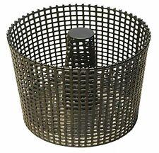 Pelletsbrennkorb Brennkorb Pelletskorb Schwarz beschichtet 24cm Holzkorb