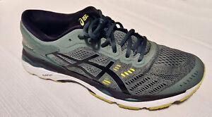ASICS GEL-Kayano 24 Men's Running Shoes Green Size 12