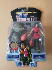 """1998 Classic Resident Evil 2 """"Ada Wong & Ivy"""" Action Figures."""