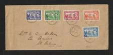ST HELENA FDC COVER 1938