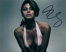 Eva Mendes signed 8x10 Photo autographed Nice + COA