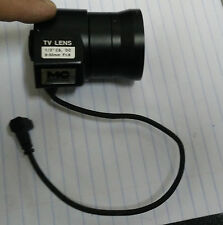 "MC Electronics TV Lens 1/3"", CS, DC. 5-50mm, F1.6 - FREE SHIP!"