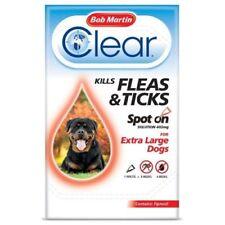 Articles de santé et de soin du chien transparents