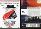CHE STRANO CHIAMARSI FEDERICO - DVD (USATO EX RENTAL) ETTORE SCOLA
