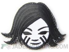 Battle Girl White Morale Patch Black Hook Velcro BattleGirl Milspec Monkey