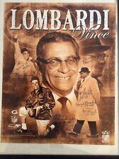 """Vince Lombardi 16""""x20"""" Muti Signed Packers Photo"""