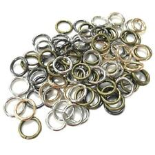 Wholesale 50pcs Open Jump Rings Metal Jewelry Connectors For DIY Making 13mm