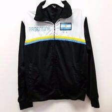 ARGENTINA - Adult Men's Full Zip Soccer / Football Track Jacket - Size S - New