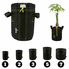 Royal Pots 1,2,3,5,7 Gallon Fabric Grow Containers Smart Design Bags