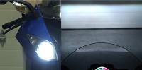 Harley Davidson V-Rod  H11 HID Xenon Light Conversion