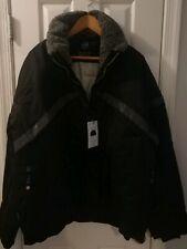 NEW! Volvo Men's Iron Mark Short Winter Jacket XXL