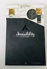 Harry Potter Invisibility Cloak with Exclusive Gift Box Package New Sealed!