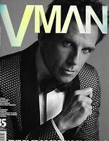 V Man Magazine Ben Stiller Dolph Lundgren Jack Kilmer Spring Fashion Jackets