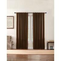 "Home Decorators Collection - Brown - Thermal Curtain Panel - 42"" x 84"""