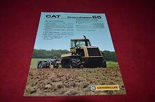 Caterpillar 65 Challenger Tractor Dealer's Brochure DCPA6