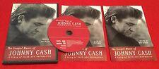 Gospel Music of Johnny Cash (DVD, 2007) + Insert!