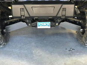 2016-2019 Honda Pioneer 1000 UTV ALUMINUM REAR A-ARM GUARDS SKID